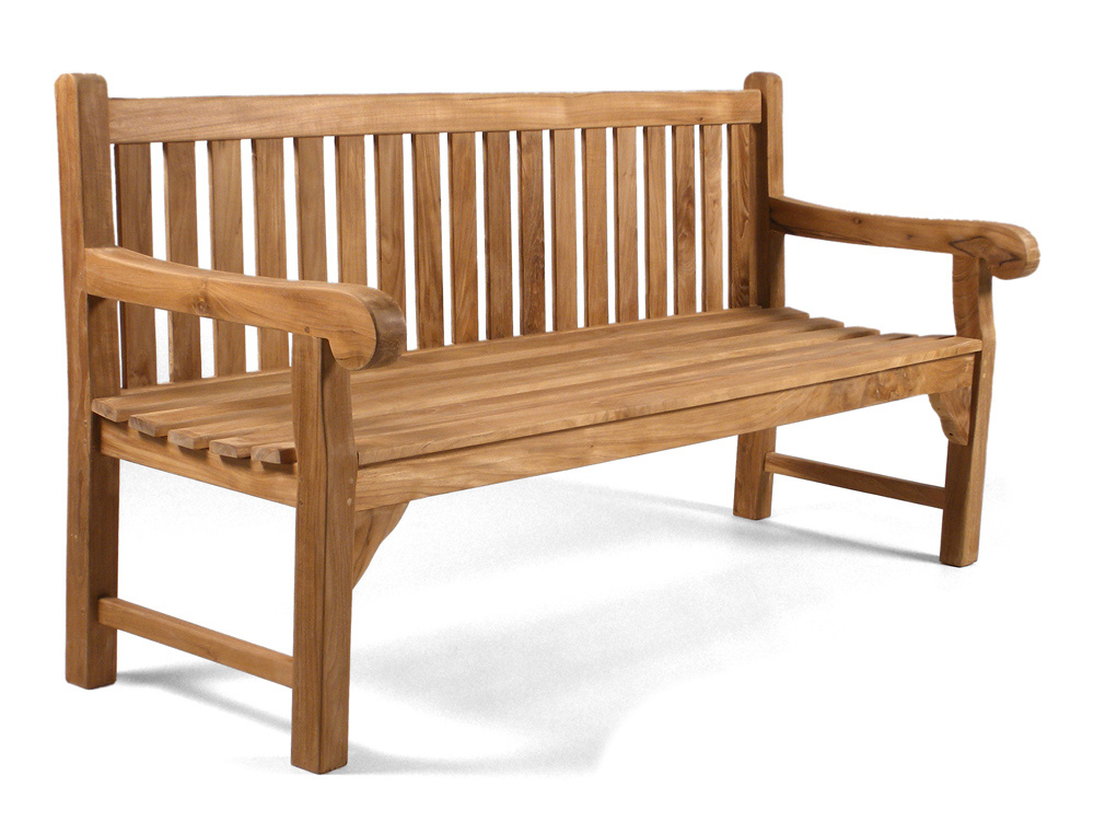 Granchester 180cms Teak Bench Grade A Furniture