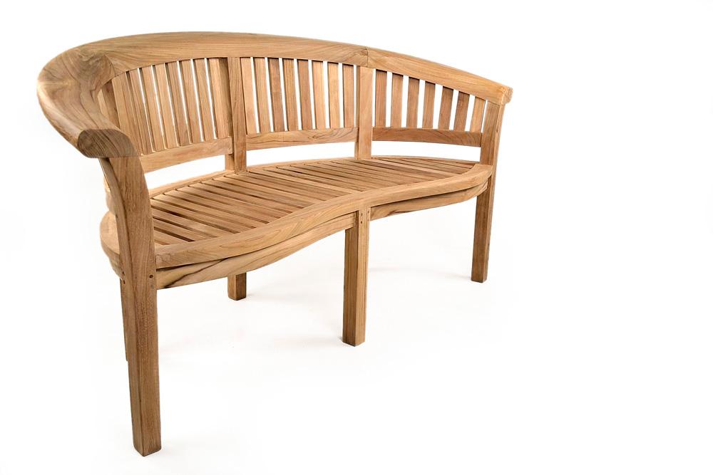 Madinley Luxury Teak Bench Grade A Teak Furniture