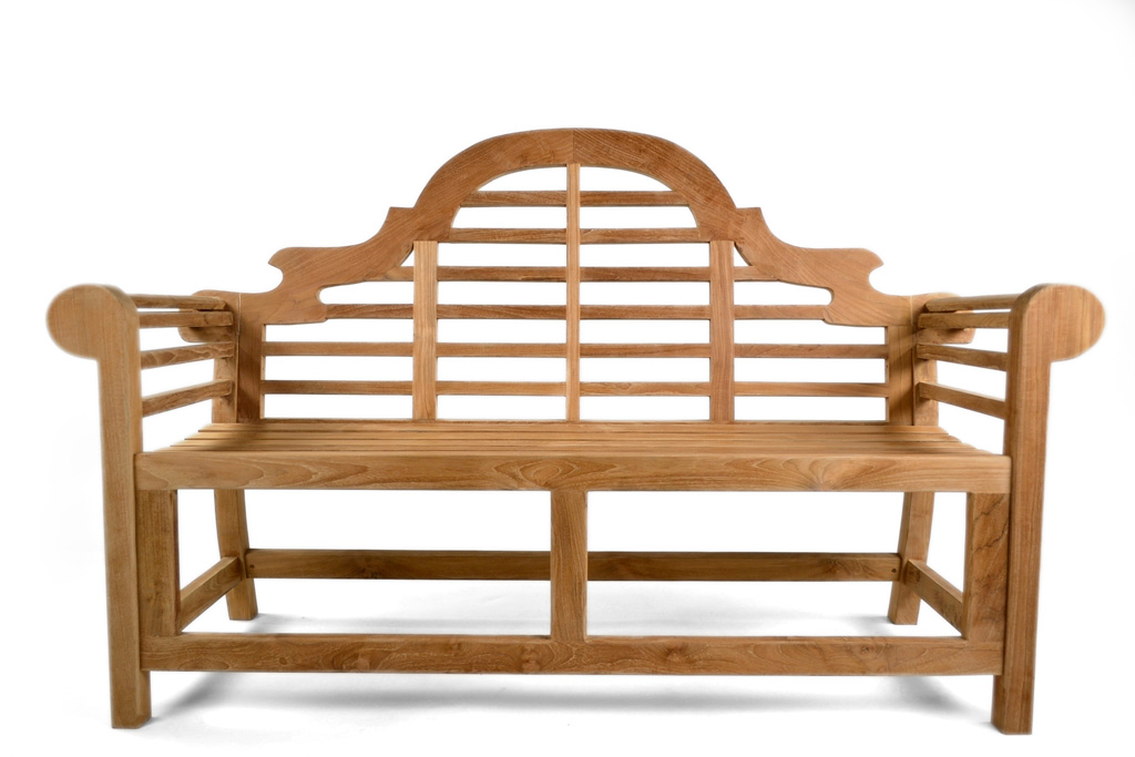 Lutyens Teak Bench Teak Benches Quality Teak Furniture