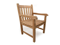 Sandringham Teak Arm Chair