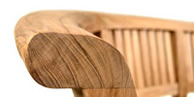 Curved teak specialists