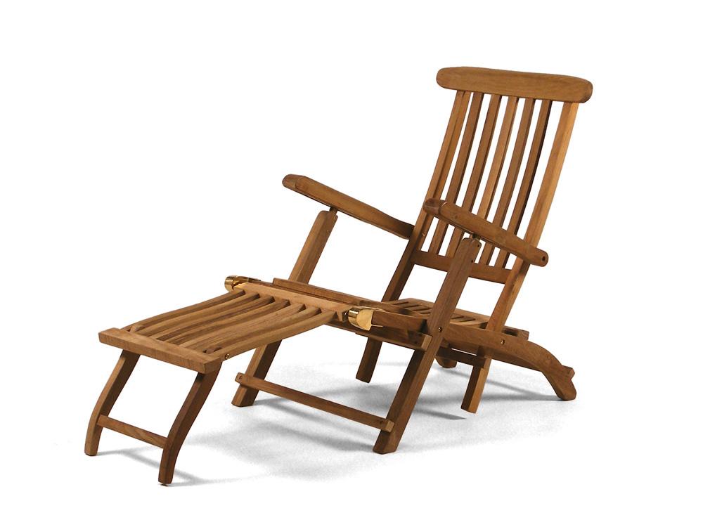 Charmant Teak Stacking Chairs