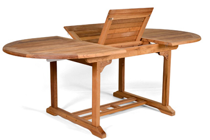 Westminster extending Teak Table